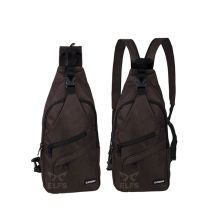 TAS PUNDAK Tas Crossbody Sling Bag 2 in 1 Multifungsi 0022 Coklat Tua